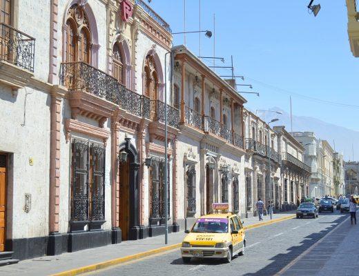Insidertipps Arequipa