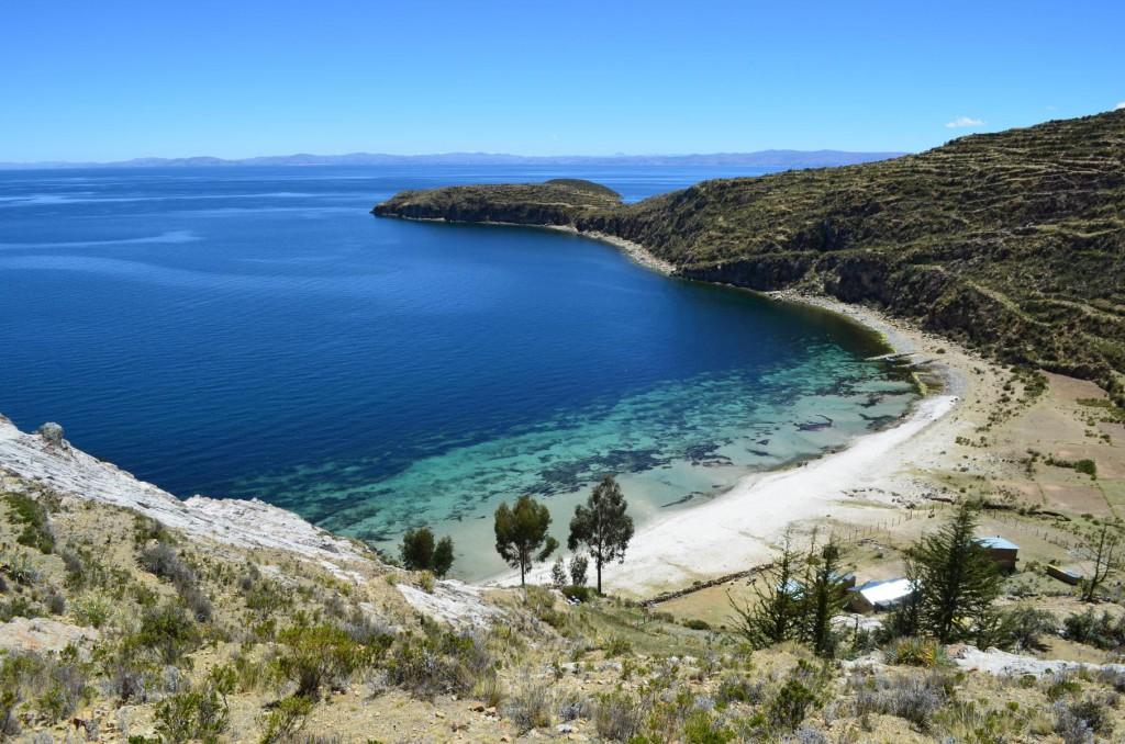 Traumhafte Buchten auf der Isla del Sol