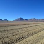Salvador Dali Wüste in Bolivien.