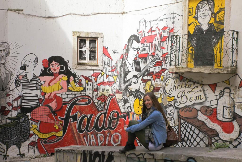 Street Art in Lissabon: An jeder Ecke gibt es etwas zu entdecken!