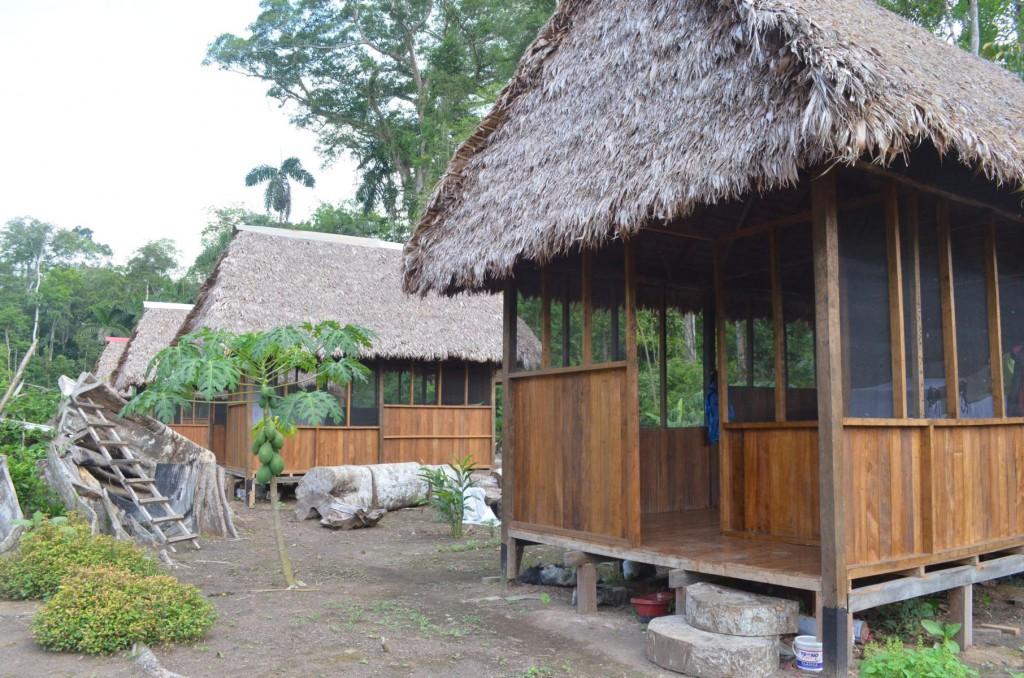 Cuncho Lodge im Tambopata Nationalpark Peru