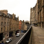 Edinburgh: Auf den Spuren von Harry Potter