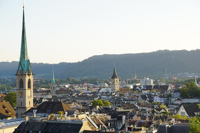 Zürich: Teuer aber schön