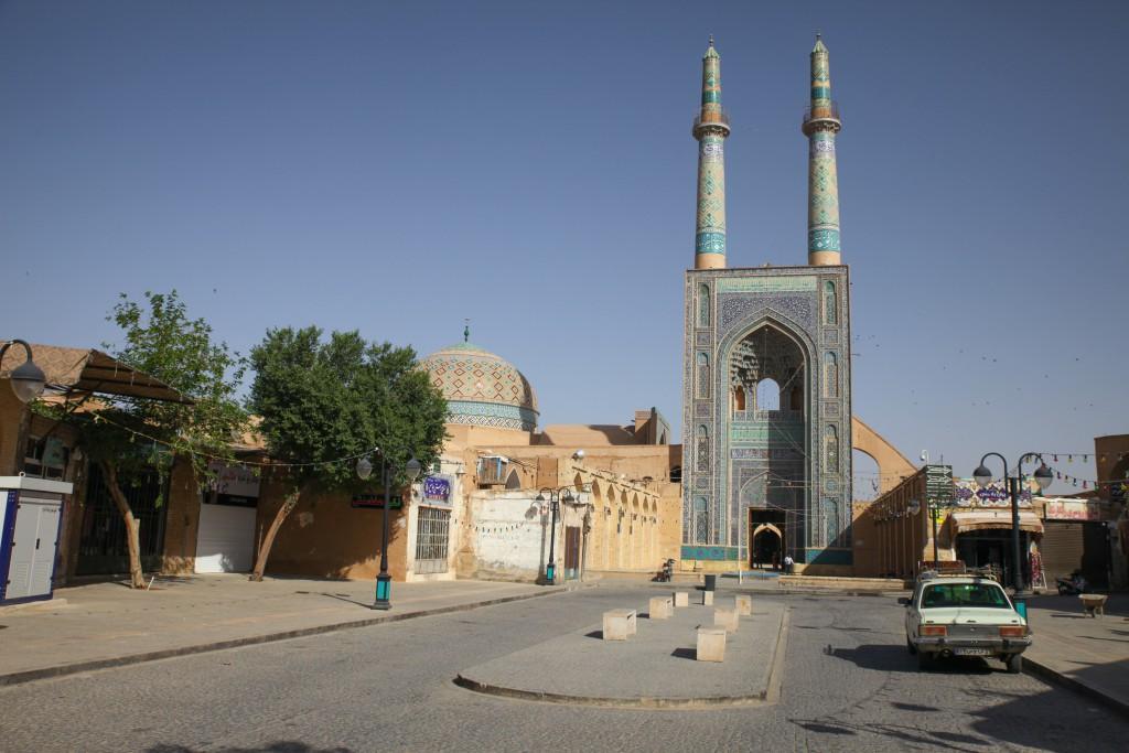 Jameh Moschee in Yazd