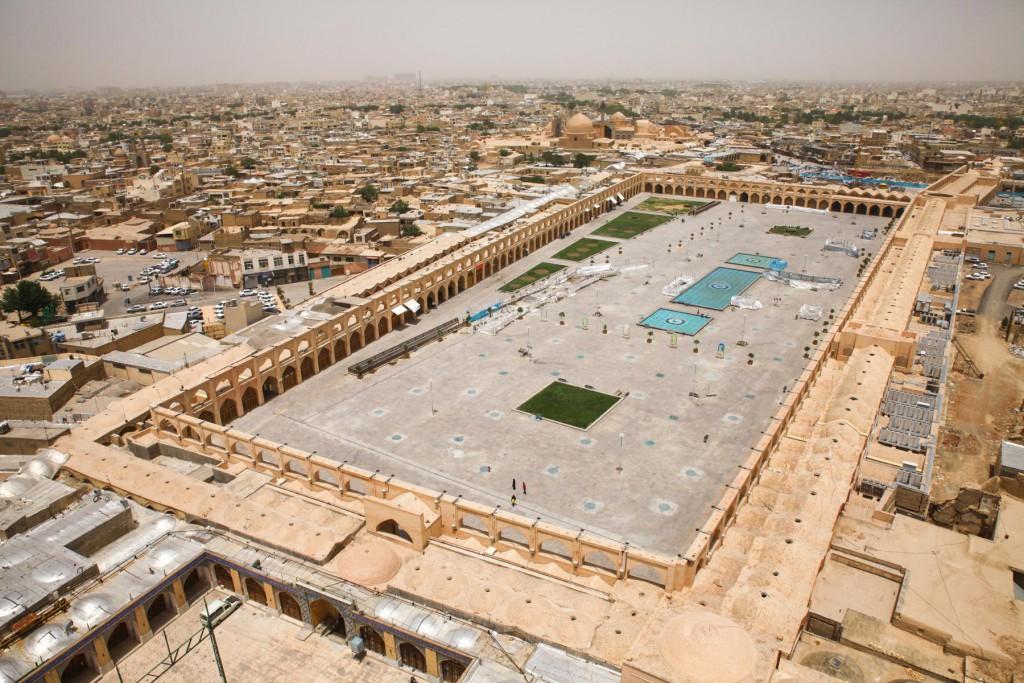 Isfahan Reisetipps: Ali Moschee