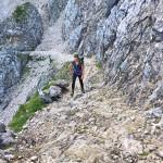 Bike and Hike im Karwendel: Speckkarspitze Rundwanderung