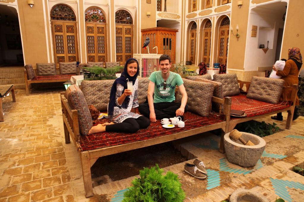 Restauranttipps Yazd: Essen wie im Märchen