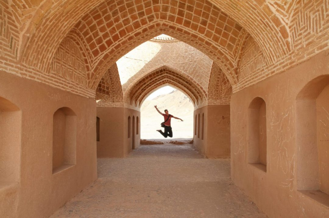 Reisetipps Yazd: Unterwegs in Irans schöner Wüstenstadt