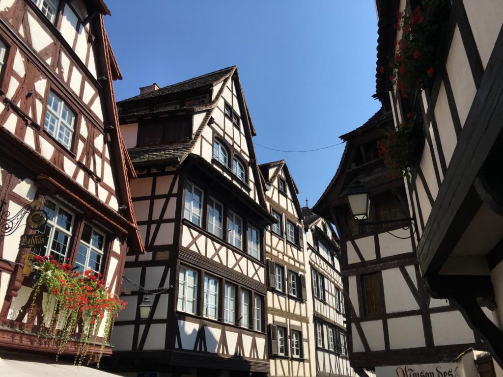 1 Tag in Straßburg: Petite France