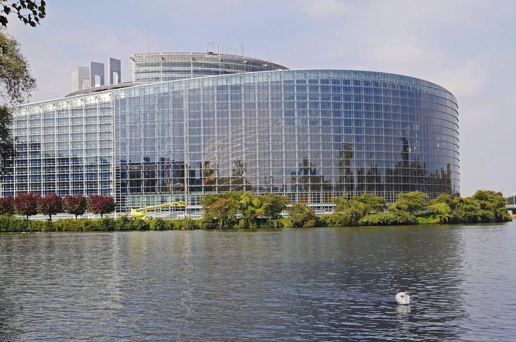 1 Tag in Straßburg: Das Europa Viertel