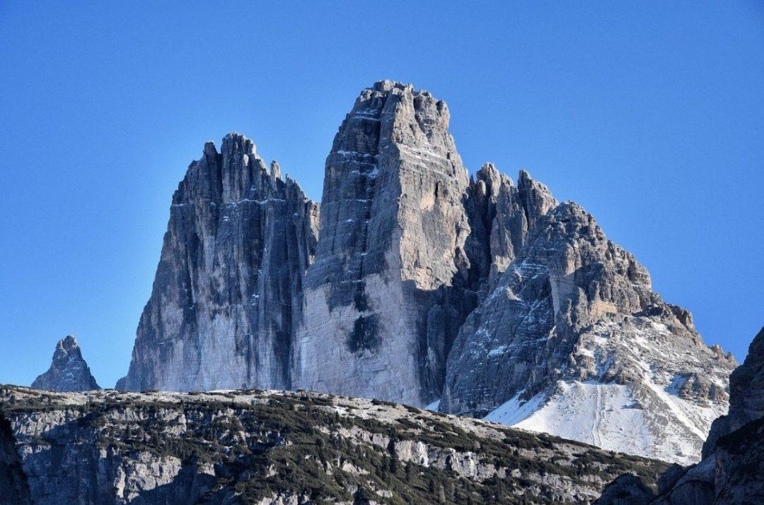 Die Drei Zinnen, ein Highlight in den Dolomiten