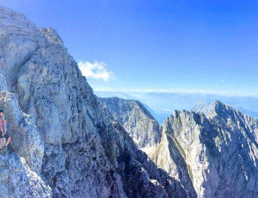 Klettersteige im Wilden Kasier