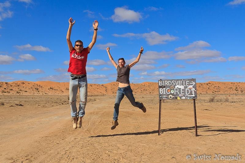 Als Paar um die Welt: Auf swissnomads.ch berichten die beiden von ihrem Nomadenleben (© www.swissnomads.ch)