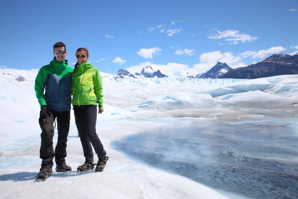 Unterwegs an Argentinies blauem Wunder: Der Perito Moreno Gletscher