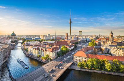 Berlin erleben: Schifffahrt auf der Spree?