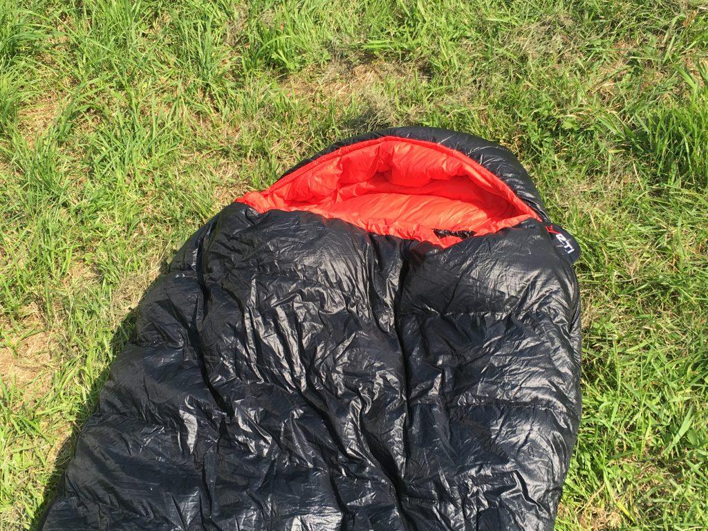 Daunenschlafsack im Test: Yeti V.I.B. 400