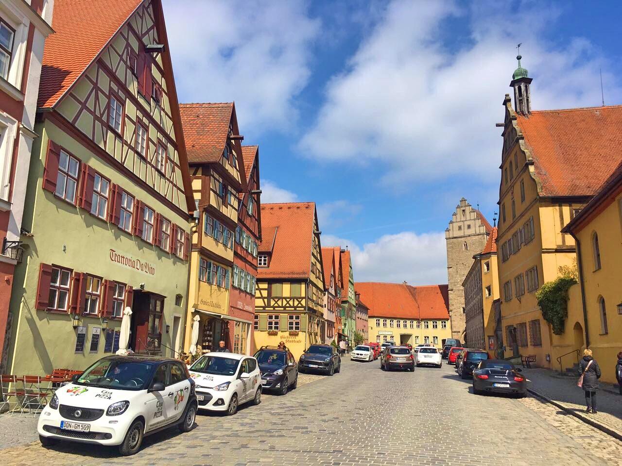 Spontaner Kurztrip gefällig? Wie wäre es mit Fachwerkhäusern in Ortschaften rund um die Metropolregion Nürnberg?