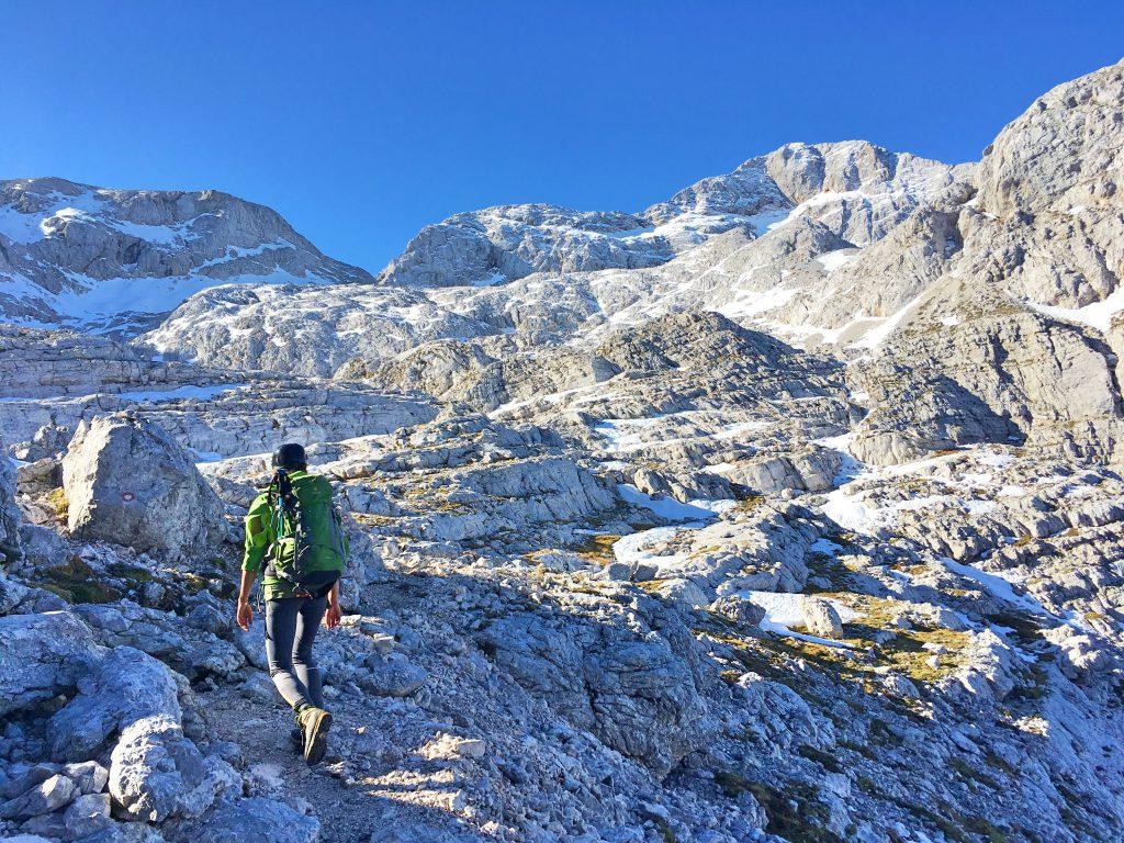 Triglav Bergbesteigung: Stell dich auf jedes Wetter ein!