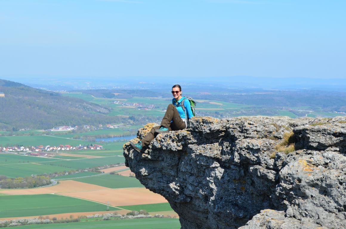 Spontaner Kurztrip gefällig? Wie wäre es mit Wandern in der Fränkischen Schweiz?