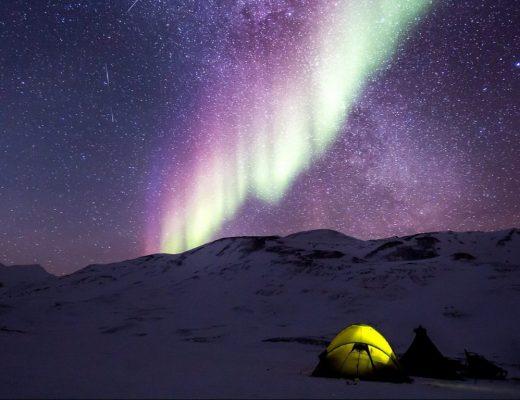 Polarlichter fotografieren - so gelingt's!