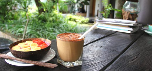 WLAN Cafés in Ubud