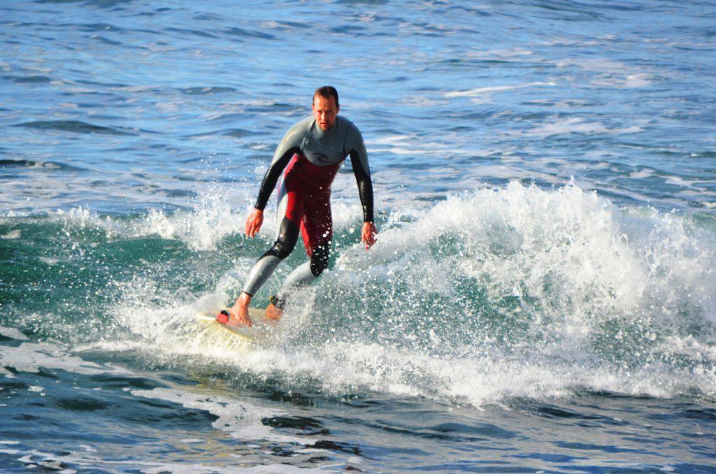 Südafrika bietet einige der besten Surfer Spots auf der ganzen Welt!