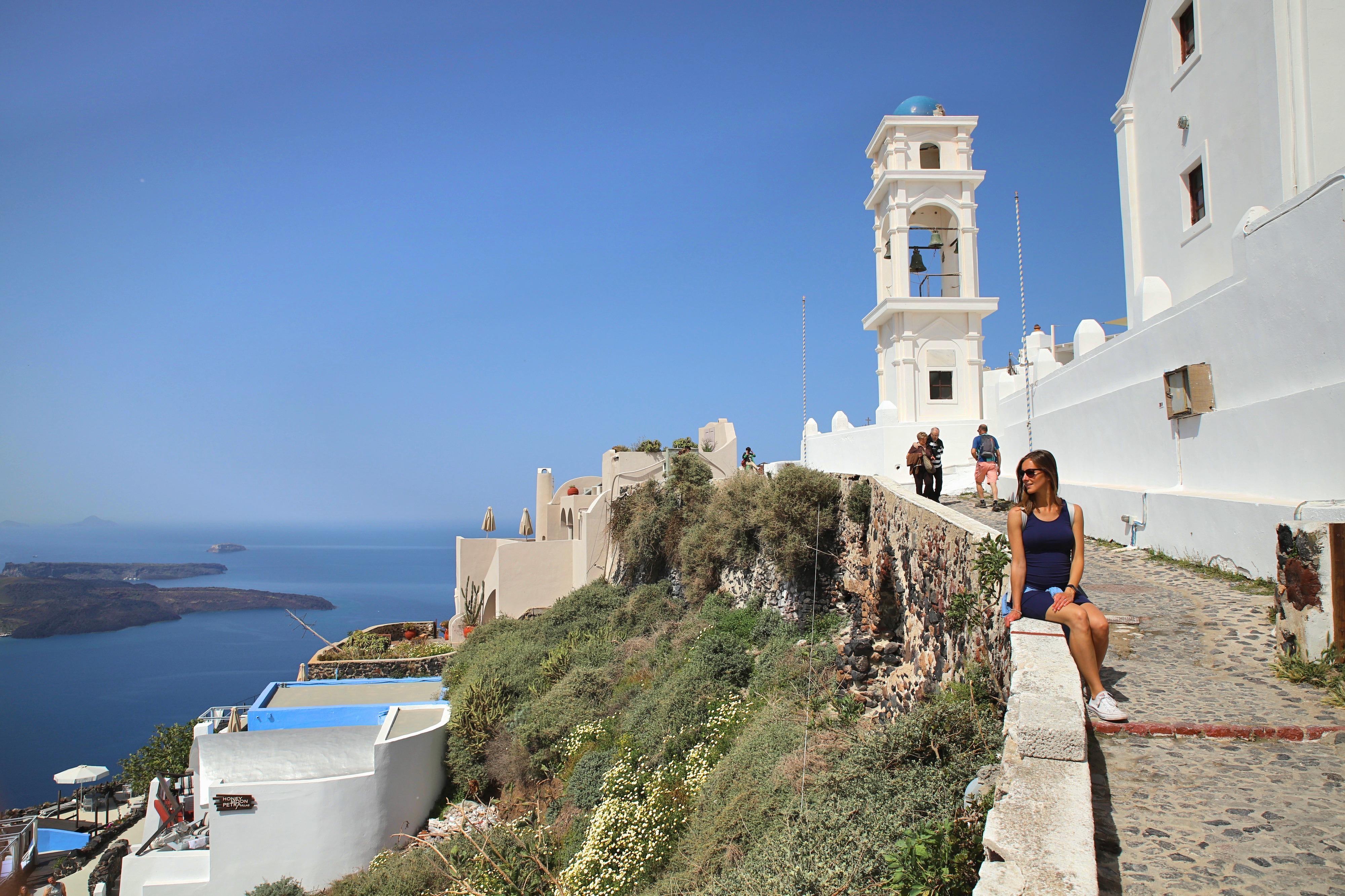 Reisetipps für deinen Santorini Urlaub: Thira
