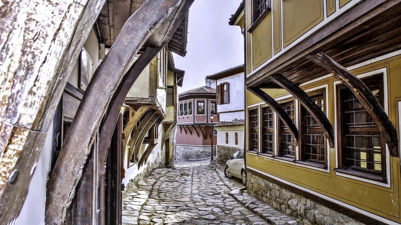 Ein Wochenende in Bulgarien: Entdecke die Altstadt von Plowdiw. ©rassputyn - pixabay.com